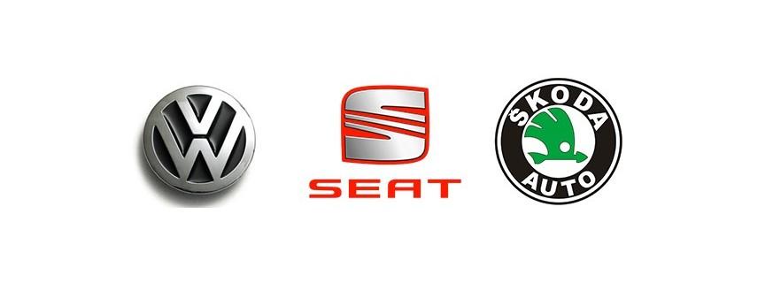 Volkswagen - Seat - Skoda